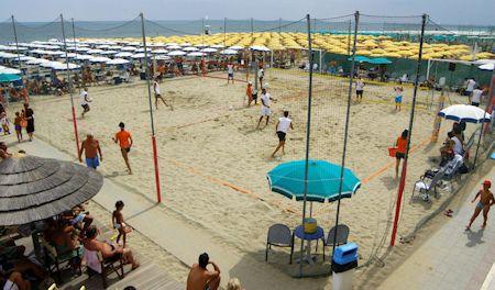 Bagno Vittorio 124 Pinarella di Cervia la spiaggia di cervia beach ...